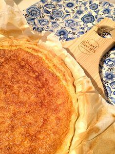 Coconut Cream Pie / Tarte Cremosa de Coco