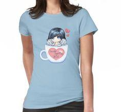 Women's T-Shirt #redbubble #products #merchandise #merch #artist #art #artwork #illustration #vector #tshirt #tshirts