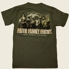 Duck Commander Store - MOSS FAITH FAMILY DUCKS