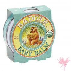 Badger Baby Balm 21g