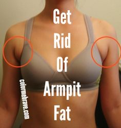Get Rid of Armpit Fat with these Workouts