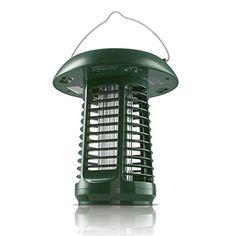 NK63 Solar-Powered UV Bug Zapper & LED Garden Lamp - Included DC Power UL Adapter Also Enables Direct Charging Sandalwood® http://www.amazon.com/dp/B00XNYFSJ8/ref=cm_sw_r_pi_dp_zMbLvb0GYRARE