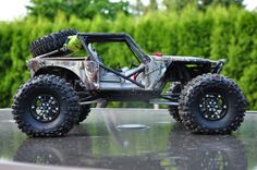 Click the image to open in full size. Rc Cars And Trucks, Rc Crawler, Go Kart, Jeeps, Dune, Offroad, Art Work, Monster Trucks, Image