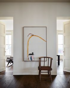 Pictures— Stephen Kent Johnson French Furniture, Find Furniture, Ny Loft, Interior Walls, Interior Design, Spindle Chair, Downtown Lofts, Greenwich Village, California Homes