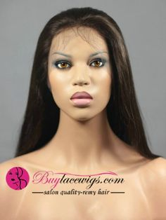 Brazilian Virgin Straight Hair 18 Inch Lace Front Wigs Brazilian Lace Front Wigs, Remy Hair, Straight Hairstyles, Fashion, Moda, Fashion Styles, Fashion Illustrations, Fashion Models