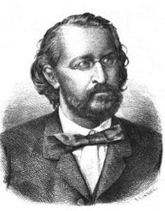 Antón con Tröltsch (1829, Schwabach-1890 Würzburg). 🇩🇪 Profesor asociado de Otologia de la Universidad de Würzburg, antes se había formado con Toynbee y William Wilde. Conocido por los espacios aticales del oído medio ( recesos de Tröltsch, bolsas anterior y posterior) y por el fórceps de Tröltsch.