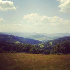 Beskid sądecki - lato w górach 2013 - www.wierchomla.com.pl