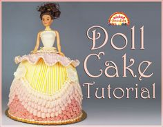 The classic princesscake is a girl-pleaser. Itwill never tire out so here's my version of itdecorated withforked buttercream, piped buttercream, rolled modeling chocolate, piped chocolate,