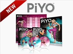 Want to carve out your physique-without jumps, without weights, and without straining your joints? This PiYo™ program is for all levels of fitness. Get it now from www.homefitnessjunky.com for $59.95