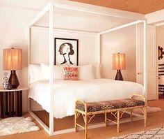 floating bed. Parker, Palm Springs