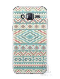 Capa Samsung J5 Étnica #8 - SmartCases - Acessórios para celulares e tablets :)