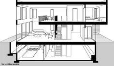BI Residence 2015, Toronto, Ontario - Section