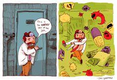 Paper Darts: ART + LIT - Blog - A Beginner's Guide to Gif Artists: NerdEdition