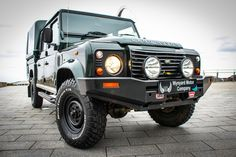 LAND ROVER DEFENDER 130 2.4D DOUBLE CAB HCPU - VERY RARE!!!   eBay