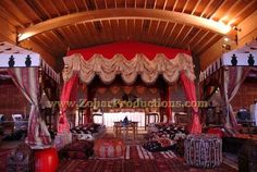 morrocan Sweet 16 Ideas | Moroccan Theme Party Red Tent | Flickr - Photo Sharing!