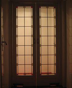 stainedglass doors by atelier schmit