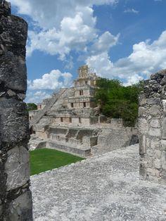 #Edzna #MayanRuins ► http://mayanexplore.com/top_places_det.php?m=52=1