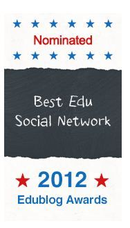 Vote for Us! PediaStaff Nominated by EduBlog for Best Educational Use of a Social Network - Please Vote, Repin and Tell your friends!!