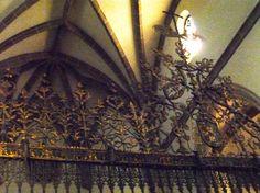 verja catedral alcalá de henares, madrid