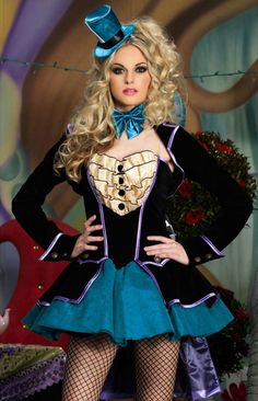 Sexy Deluxe Alice in Wonderland Fancy Dress Queen Costume Halloween Partywear   eBay (won't make it here from China in time but it's rad for $30
