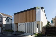 3대가 함께 살아가는 집   1boon Garage Doors, Outdoor Decor, House, Concept, Home Decor, Decoration Home, Home, Room Decor, Home Interior Design