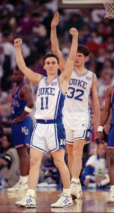Hurley and Laettner