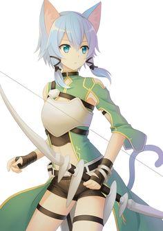 Sinon _Sword Art Online
