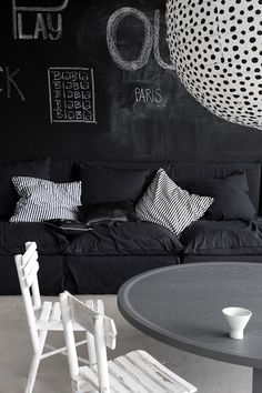 black + a touch o... - Bloglovin
