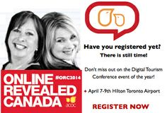Still time to REGISTER for #ORC2014 See you at the show!