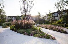 重庆东原·湖山樾景观设计 / 盒子设计 - 谷德设计网