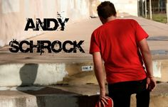 Andy schrock- rvng skateboard check him out on YouTube!!