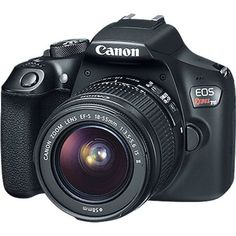 Shop for Canon Camera Deals. Buy products such as Canon EOS Rebel EF-S + EF Double Zoom Kit at Walmart and save. Best Canon Dslr Camera, Dslr Nikon, Cameras Nikon, Best Dslr, Best Camera, Camera Case, Camera Hacks, Camera Rig, Cheap Cameras