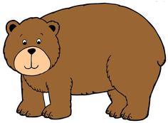 Znalezione obrazy dla zapytania bear cartoon