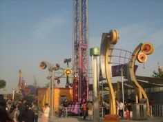 Worlds of Wonders Noida India is a great amusement park to hangout with friends and family. I love being here with my wife and daughter. If you have an opportunity to visit Delhi in the near future, keep this place on your wish list. I bet you will not regret. Enjoy...