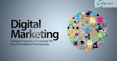 Digital Marketing Strategies Focused on Increasing The Reach & Visibility of Your Business. http://digigyan.in/digital-marketing-certificate/course.html