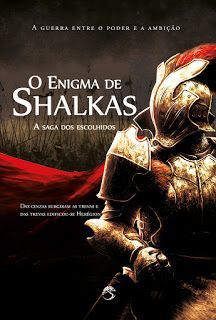 As 1001 Nuccias: Resenha [livro] - O Enigma de Shalkas
