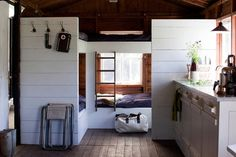 4 bunks if ever build a small cabin somewhere.  super efficient use of space.