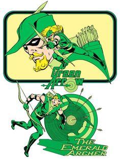 Green Arrow by José Luis García-López