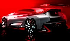 Mitsubishi Concept XR-PHEV Evolution Vision Gran Turismo [29 Photos & Video] - Carscoops