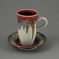 Mary Cuzick - love the height of this mug