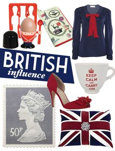 Constantly inspired by all things British!