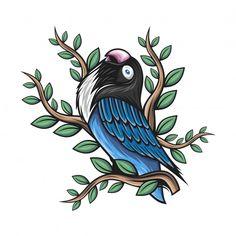 ideas bird design illustration artworks for 2019 Png Vector, Vector Art, Bird Paper Craft, Bird Wallpaper, Wallpaper Keren, Bird Logos, Free Cartoons, Bird Illustration, Design Illustrations
