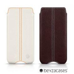 Beyzacases Zero Series Leather Case für iPhone 5 bei www. Iphone 5s, Iphone Cases, Samsung, Leather Accessories, Leather Case, Zip Around Wallet, Zero, Slipcovers, Leather Pencil Case