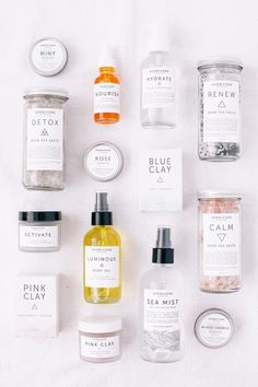 {natural beauty products wishlist} Herbivore Organic Cosmetics Love Love Love this branding Skincare Packaging, Beauty Packaging, Cosmetic Packaging, Brand Packaging, Packaging Design, Simple Packaging, Pretty Packaging, Product Packaging, Cosmetic Labels