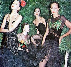 1977 - Yves Saint Laurent Haute Couture
