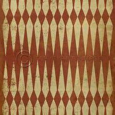 flooring - These wonderful vintage designs are printed on durable ...