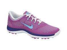 792469827fcfb3 Nike Lunar Empress Ladies Golf Shoes Violet M