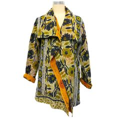 Kantha Slouch Jacket by KanthaGypsy on Etsy