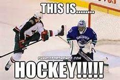 Hockey memes Bing Images - Funny Sports - - Hockey memes Bing Images The post Hockey memes Bing Images appeared first on Gag Dad. Wild Hockey, Hockey Baby, Hockey Girls, Blackhawks Hockey, Hockey Goalie, Hockey Players, Caps Hockey, Hockey Tournaments, Vancouver Canucks