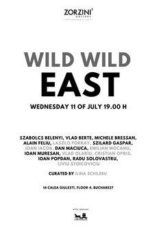 wild wild east expozitie de grupa la Zorzini F Bucuresti